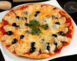 Pizza manchega