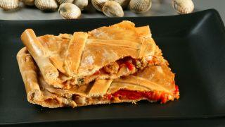 receta de empanada de marisco