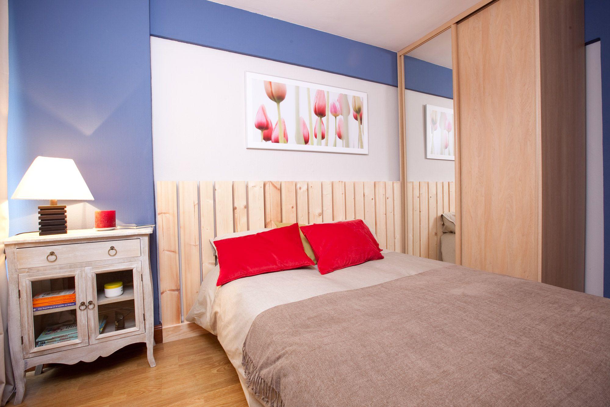 dormitorio fresco primaveral