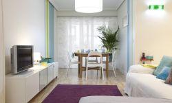 salón comedor minimalista