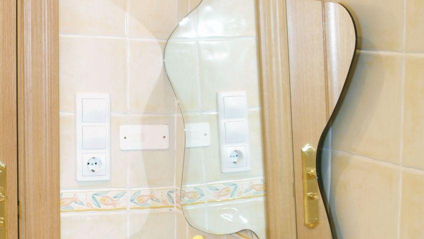 Soportes para espejo - Bricomanía