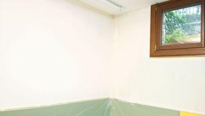 C mo eliminar el gotel al temple decogarden - Alisar paredes gotele pintura plastica ...