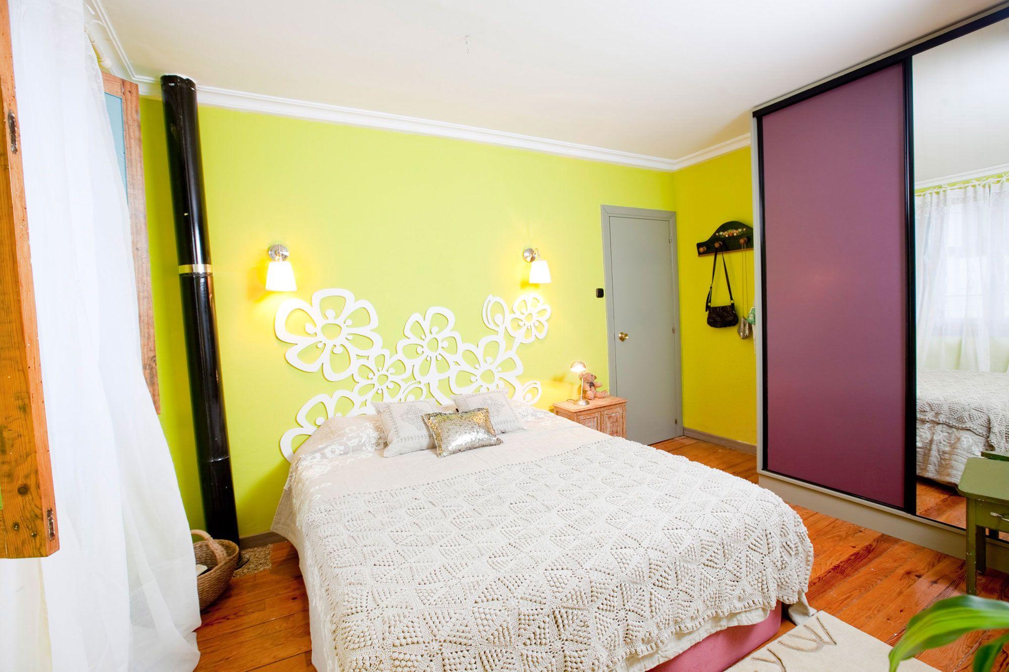 habitación primaveral