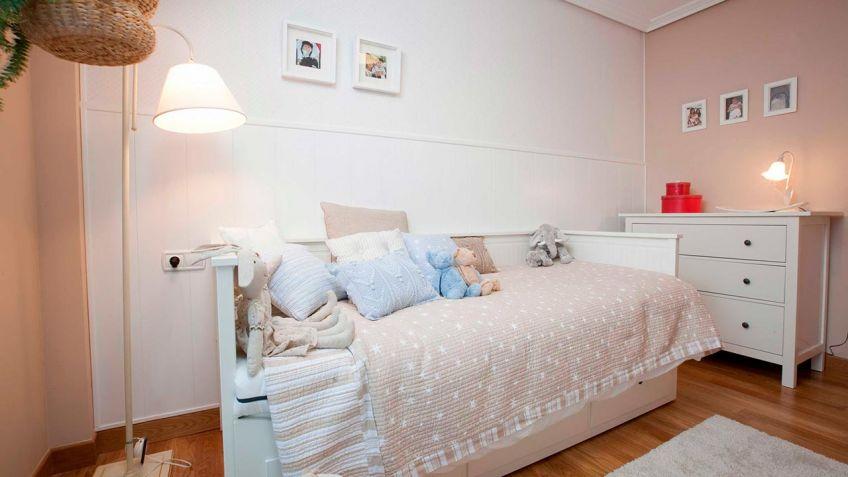 Colores relajantes para el dormitorio decogarden - Decoracion infantil habitacion ...