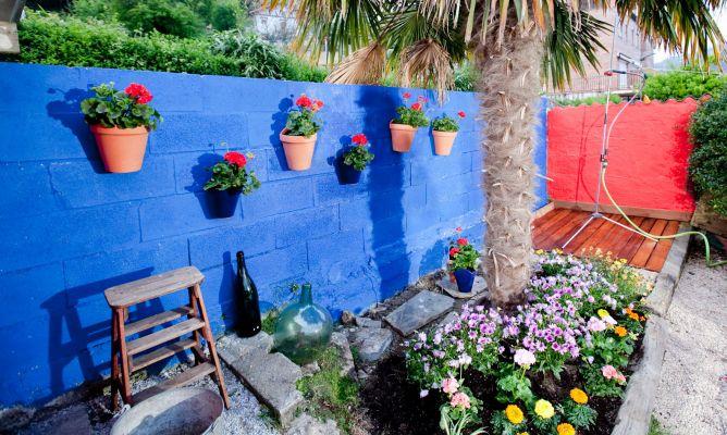 Macetas para la pared decogarden - Macetas de pared ...
