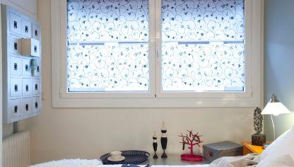 Estores persianas y paneles para la decoraci n de - Como colocar las cuerdas de un estor ...