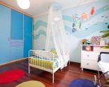 Habitación infantil con sabor a mar