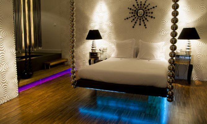 Hotel abal de madrid hogarmania for Decoracion con encanto