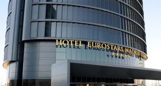 Hotel Eurostar Madrid Tower