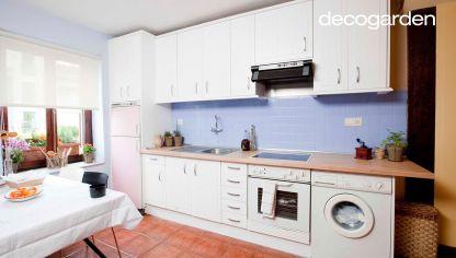 Reformar cocina antigua por poco dinero decogarden - Renovar cocina sin obras ...
