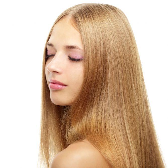 cabello rubio miel - foto 1
