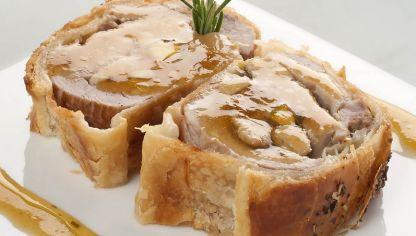 Receta de solomillo de cerdo ib rico en crema de leche y for Solomillo al horno facil y rapido