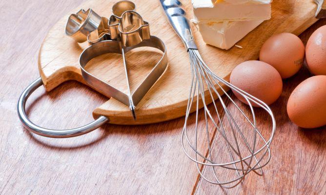 Utensilios b sicos de reposter a i hogarmania for Utensilios de cocina para zurdos