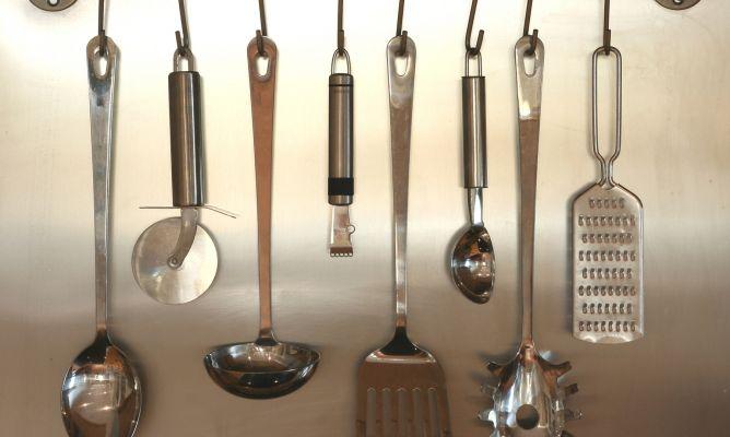 Gu a b sica de utensilios de cocina i hogarmania for Guia mecanica de cocina pdf