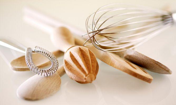 Gu a b sica de utensilios de cocina iii hogarmania for Utensilios de cocina para zurdos