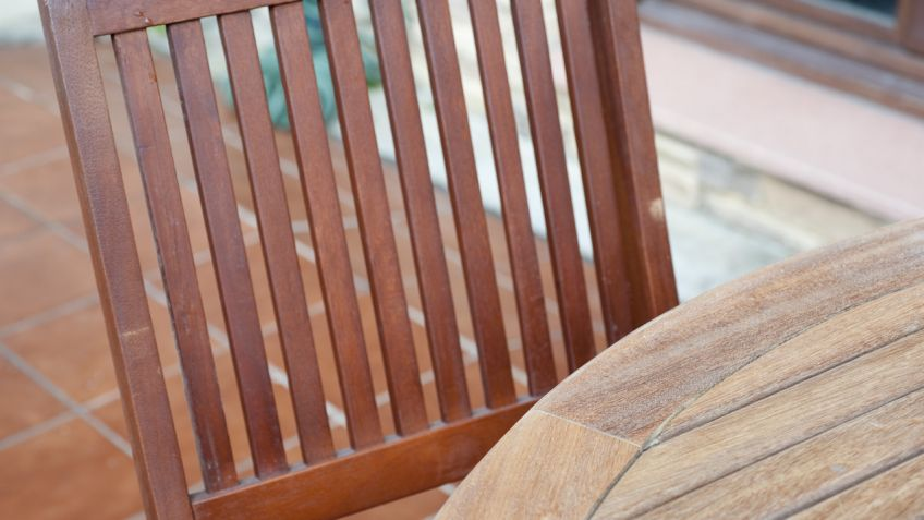 Proteger los muebles de exterior - Bricomanía