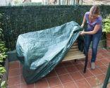 Guardar los muebles de exterior