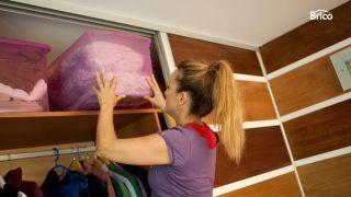 Almacenar ropa al vacío