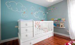 Habitación de bebé funcional