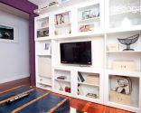 Transformar habitación y hall en salón