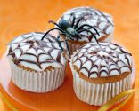 Magdalenas con telas de araña