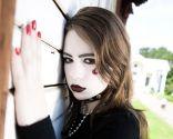 maquillaje halloween - piel mortecina