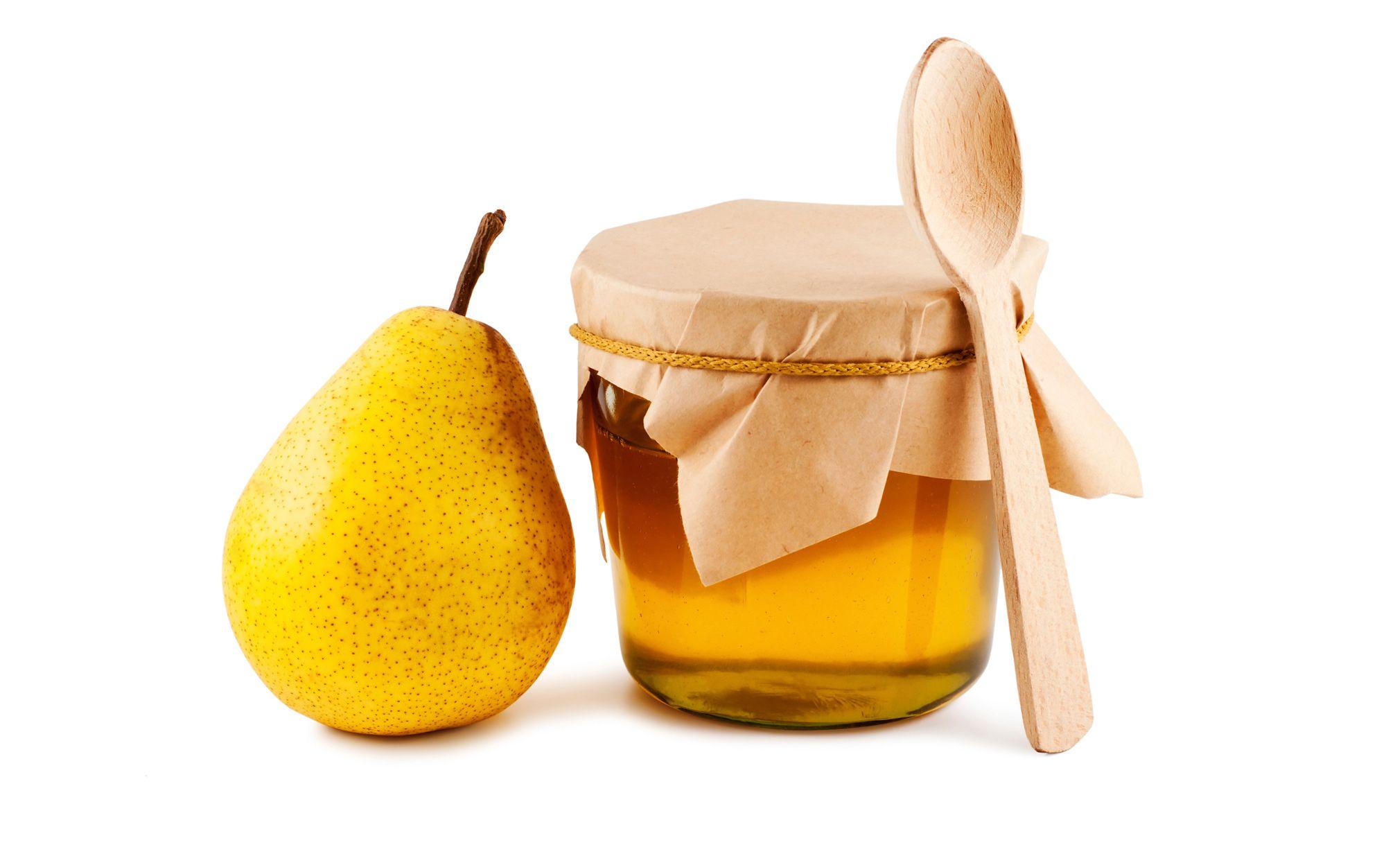 remedio antidepresivo peras miel