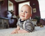 Seguridad infantil en la sala de estar