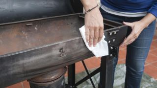 Restaurar barbacoa