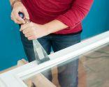 Cambiar cristal de ventana