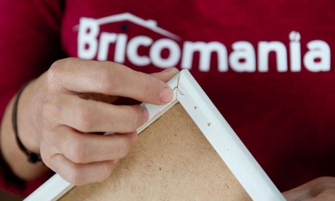 Cortar en inglete bricoman a - Bricomania jardineria ...