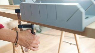 Cómo cortar en inglete