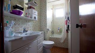 Actualizar un baño pequeño y antiguo, ¡sin hacer obra! - Paso 1
