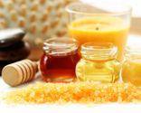 exfoliante corproal de miel y aguacate