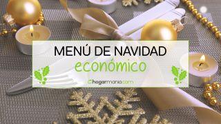 Menús especiales de Navidad