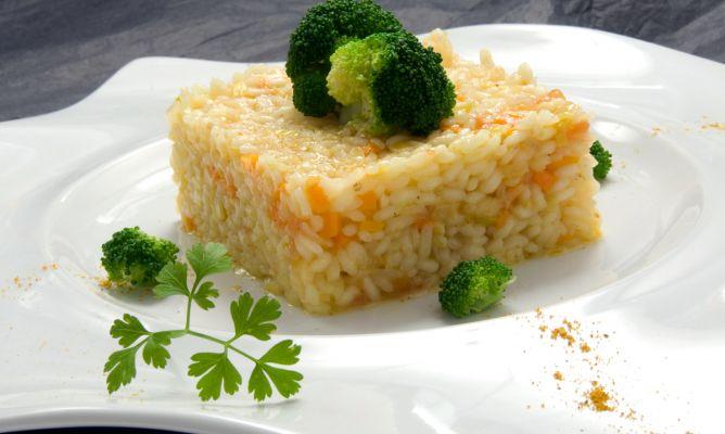 Receta de arroz con verduras al curry karlos argui ano - Arroz con pescado y verduras ...