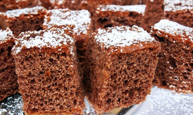 preparacion de tarta de chocolate