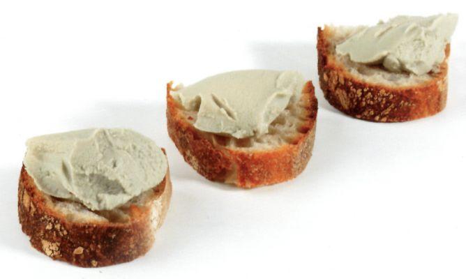 tapas de queso de cabrales