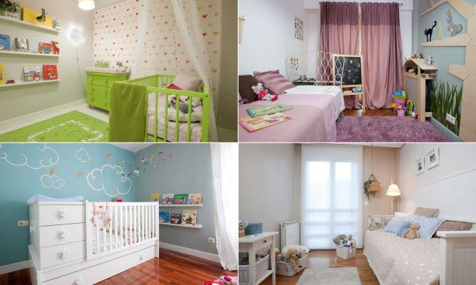 Decorar habitaciones infantiles decogarden for Programa para decorar habitaciones