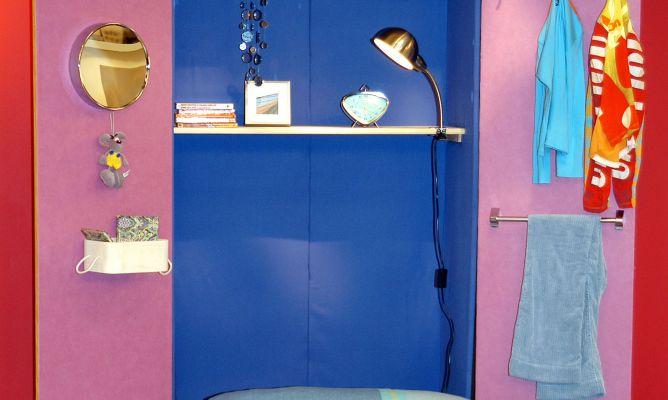 Dormitorio de medio m2 decogarden for Metro cuadrado decoracion