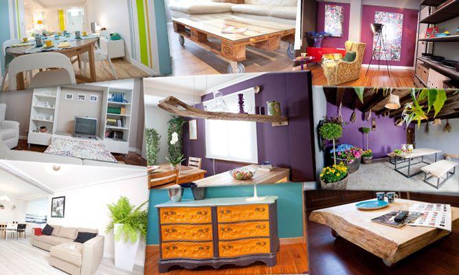 decorar muebles viejos