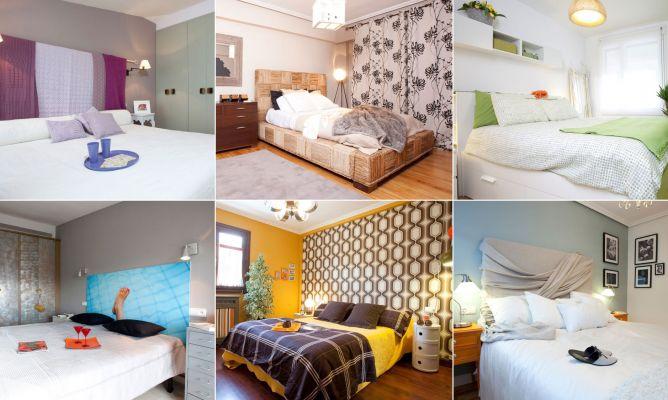 Elegir el estilo adecuado para decorar decogarden for Dormitorio matrimonio joven