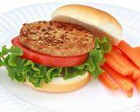 En hamburguesas y albóndigas