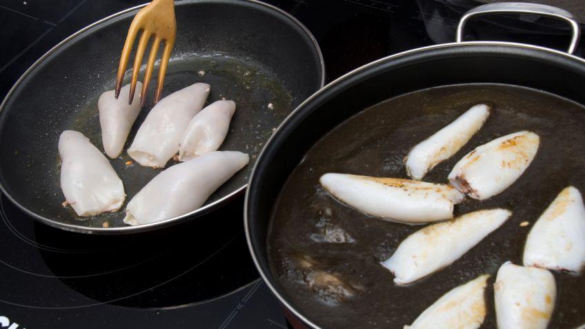Cocinar Chipirones En Su Tinta | Receta De Calamares En Su Tinta Karlos Arguinano Cocina Abierta