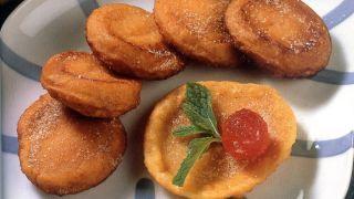 Receta de Tortitas de calabaza
