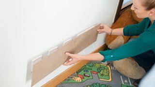 Cómo hacer un cubre enchufes