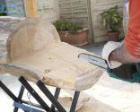 Tronco silla