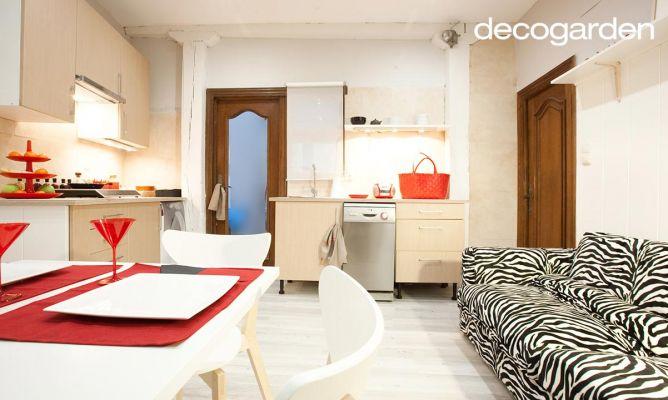 Decorar mini apartamento decogarden for Decoracion para minidepartamentos