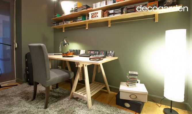 Insonorizar y decorar una habitaci n decogarden for Programa para decorar habitaciones online