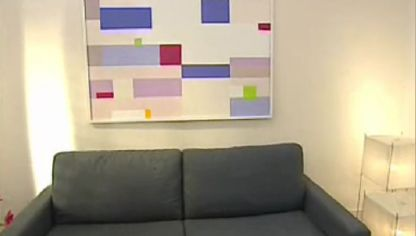Como hacer un telar anudado decogarden for Como hacer cuadros modernos